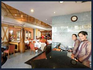 Majestic Suites Hotel, Hotely  Bangkok - big - 23