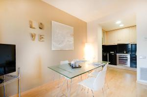 Friendly Rentals Deluxe Paseo de Gracia, Apartmány  Barcelona - big - 21