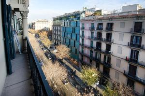Friendly Rentals Deluxe Paseo de Gracia, Apartmány  Barcelona - big - 16