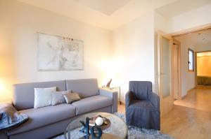 Friendly Rentals Deluxe Paseo de Gracia, Apartmány  Barcelona - big - 12