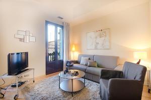 Friendly Rentals Deluxe Paseo de Gracia, Apartmány  Barcelona - big - 24