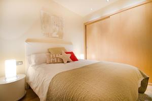 Friendly Rentals Deluxe Paseo de Gracia, Apartmány  Barcelona - big - 22