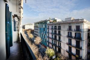 Friendly Rentals Deluxe Paseo de Gracia, Apartmány  Barcelona - big - 7