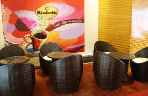 Dela Chambre Hotel, Szállodák  Manila - big - 55