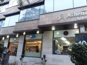 Hotel Athena, Отели  Нью-Дели - big - 16
