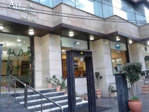 Hotel Athena, Отели  Нью-Дели - big - 15