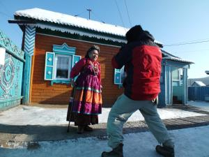 Хостел Ulan Ude Travelers House - фото 17