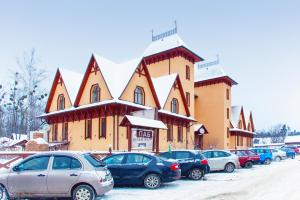 Отель Краков - фото 11