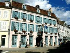 Hostellerie de la Poste - Les Collectionneurs, Hotely  Avallon - big - 23
