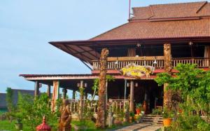 Ratanak Resort, Üdülőközpontok  Banlung - big - 28