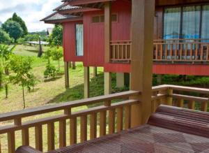 Ratanak Resort, Üdülőközpontok  Banlung - big - 8