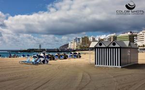 Pensión Sea of Clouds, Ostelli  Las Palmas de Gran Canaria - big - 42