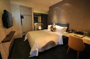 AT Boutique Hotel, Hotely  Taipei - big - 53