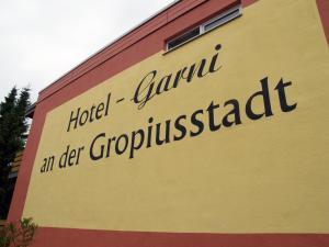 Hotel Garni an der Gropiusstadt