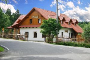 Pension Klokočí, Vendégházak  Sněžné - big - 8