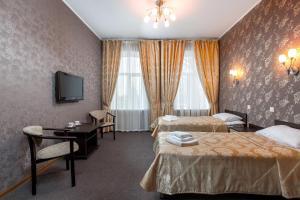 Hotel Samara Lux, Szállodák  Szamara - big - 22