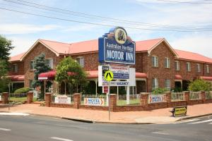Australian Heritage Motor Inn - Dubbo, New South Wales, Australia