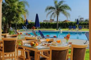 Socrates Hotel Malia Beach