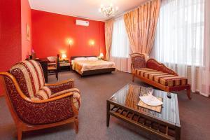 Hotel Samara Lux, Szállodák  Szamara - big - 37