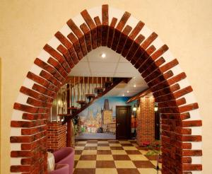 Отель Хоттей - фото 23