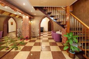 Отель Хоттей - фото 26