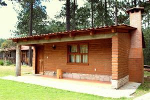 Centro Ecoturístico Cabañas Llano Grande