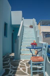 Galazia Studios, Apartmánové hotely  Naxos Chora - big - 32
