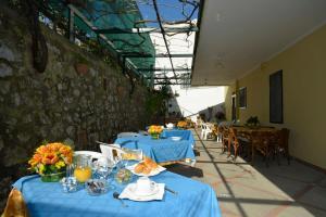 La Musa Bed & Breakfast, B&B (nocľahy s raňajkami)  Capri - big - 14