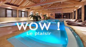 Le Menuire Chalet-Hôtel & Spa - Hotel - Les Menuires