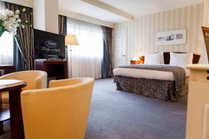 Hotel Le Châtelain, Hotely  Brusel - big - 8