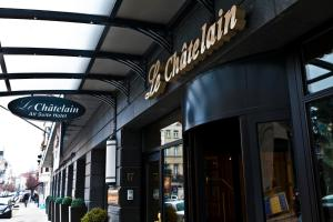 Hotel Le Châtelain, Hotely  Brusel - big - 47