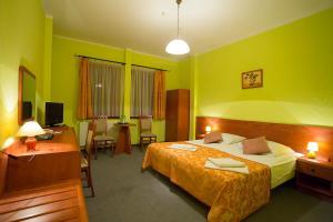 Hotel-Restauracja Spichlerz, Hotels  Stargard - big - 36