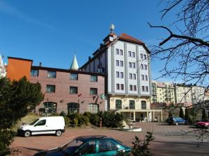 Hotel-Restauracja Spichlerz, Hotely  Stargard - big - 66