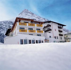 Alpenresidenz Ballunspitze Wellness- & Kinderhotel