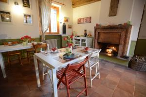 Il Pettirosso, Bed and breakfasts  Certosa di Pavia - big - 55