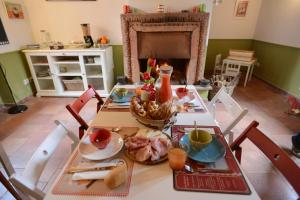 Il Pettirosso, Bed and breakfasts  Certosa di Pavia - big - 61