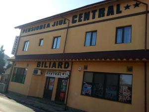 Pensiunea Jiul Central