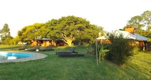Ipacaa Lodge, Chaty v prírode  Esquina - big - 12