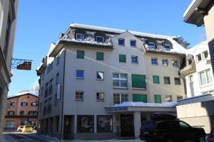 Chesa Engiadina - Apartment - Samedan