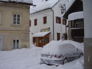 Rifugio Casa Alpina Julius Kugy
