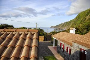 Casas Da Faja, Holiday homes  Praia do Norte - big - 27