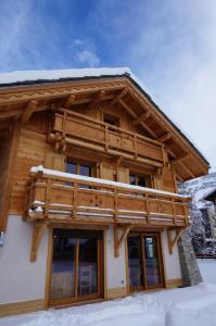 Chalets Faverots - Les Deux Alpes