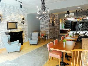 Akin Suites, Aparthotels  Istanbul - big - 40