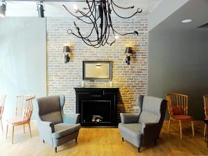 Akin Suites, Aparthotels  İstanbul - big - 1