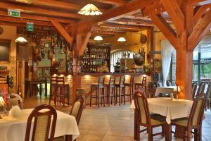 Hotel-Restauracja Spichlerz, Hotels  Stargard - big - 35