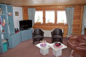 Chalet Marmottes, Chalets  Saas-Fee - big - 16