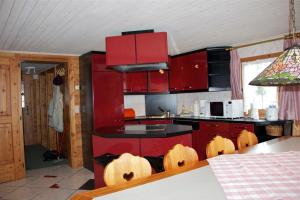 Chalet Marmottes, Chalets  Saas-Fee - big - 19