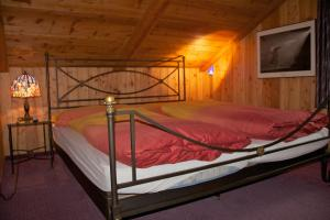 Chalet Marmottes, Chalets  Saas-Fee - big - 28