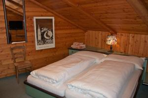 Chalet Marmottes, Chalets  Saas-Fee - big - 21