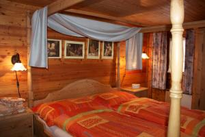Chalet Marmottes, Chalets  Saas-Fee - big - 26